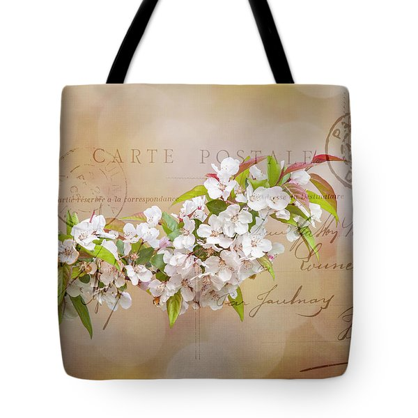 Sending Spring Tote Bag