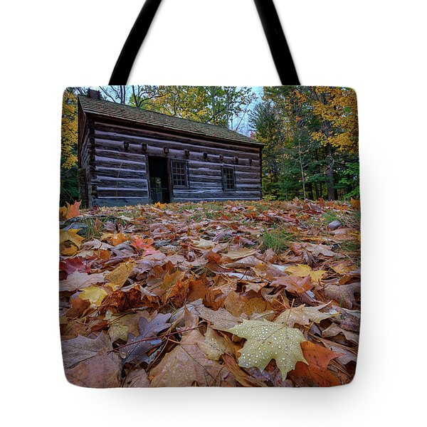 Seneca Council Grounds Tote Bag