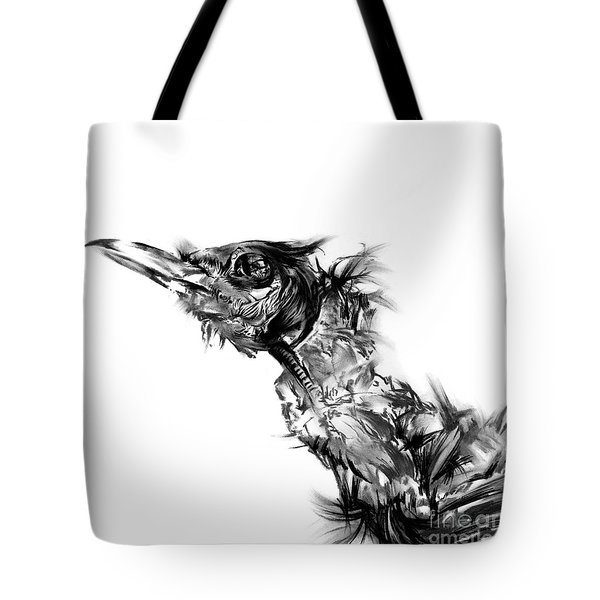 Senescence 5 Tote Bag by Paul Davenport