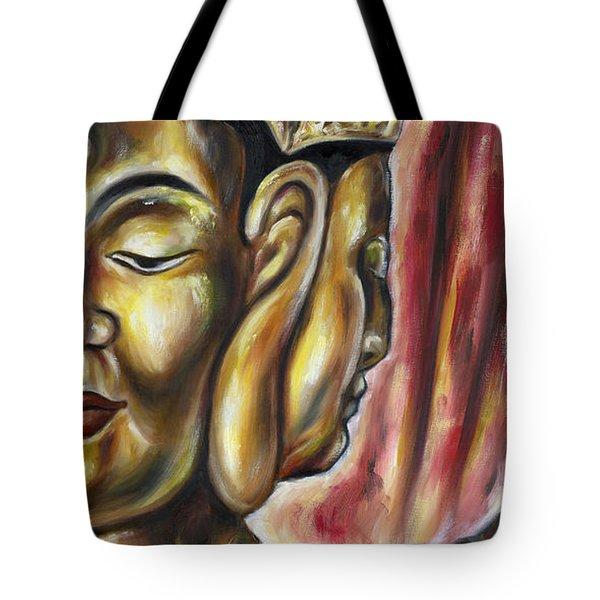 Sengan Senju Tote Bag