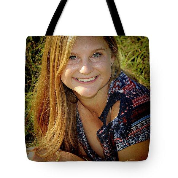 Senior 2 Tote Bag