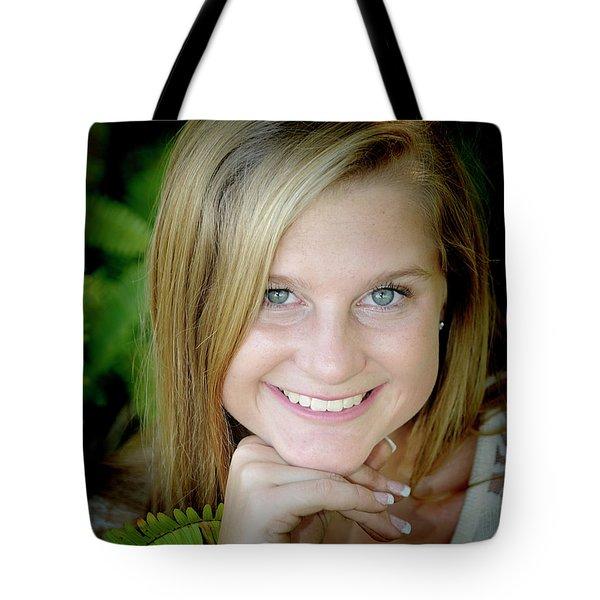 Senior 4 Tote Bag