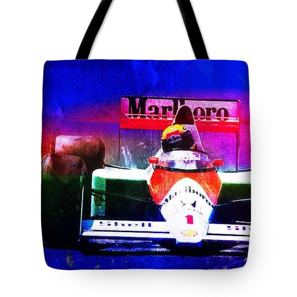 Senna 89 Tote Bag