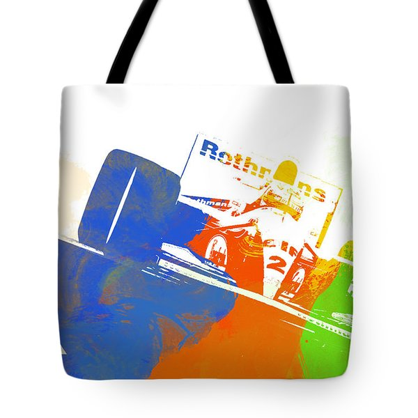 Senna Tote Bag by Naxart Studio