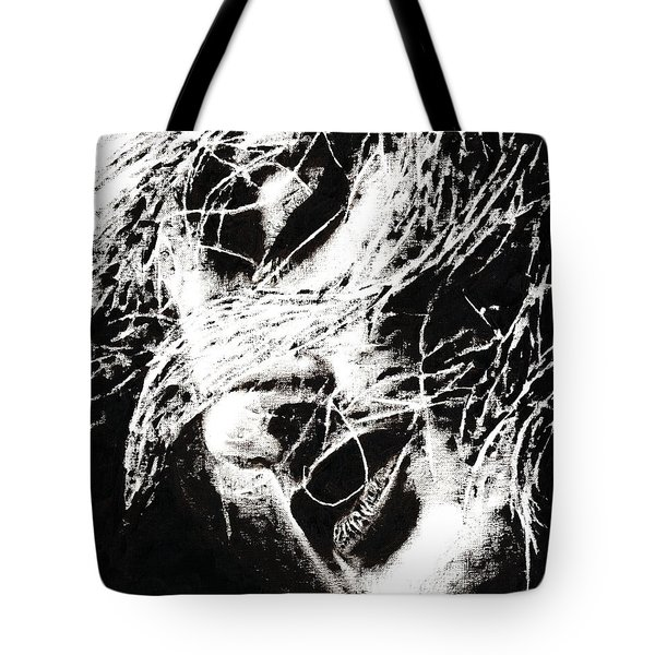 Sensations Tote Bag by Richard Young