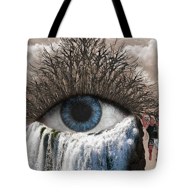 Sense Of Sight Tote Bag