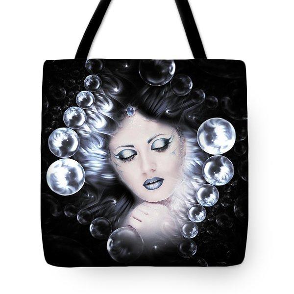 Sensual Bubbles 02 Tote Bag