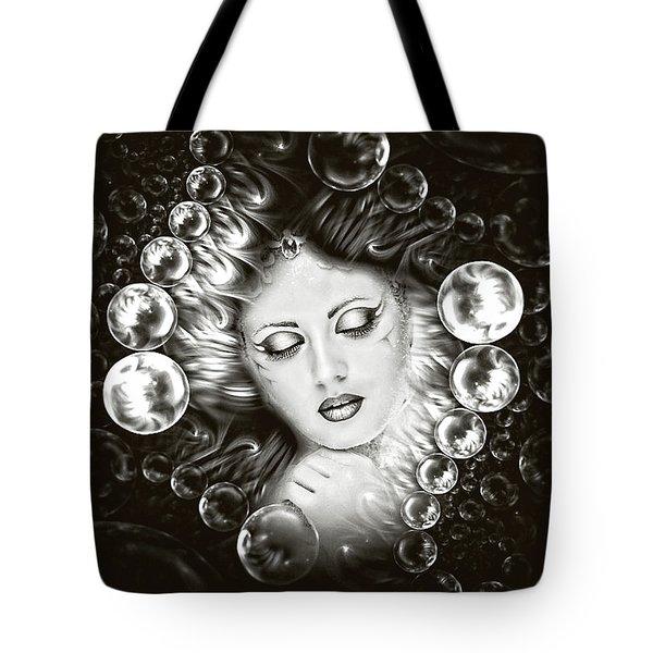 Sensual Bubbles Tote Bag