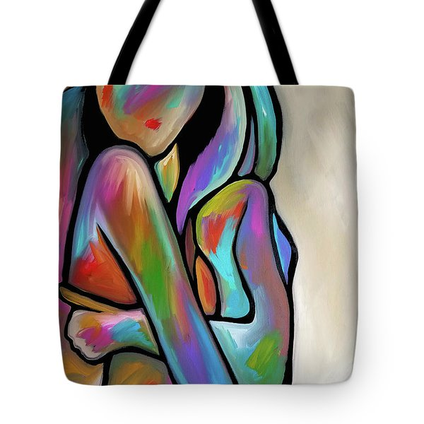 Sensual Calm Tote Bag