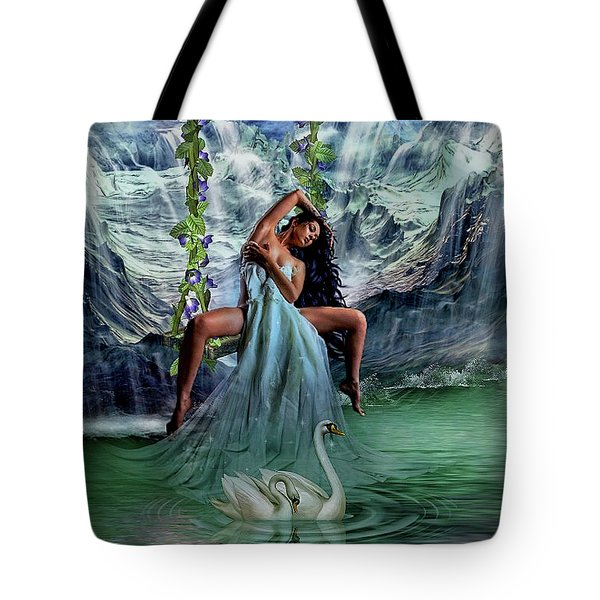 Sensual Desires Tote Bag