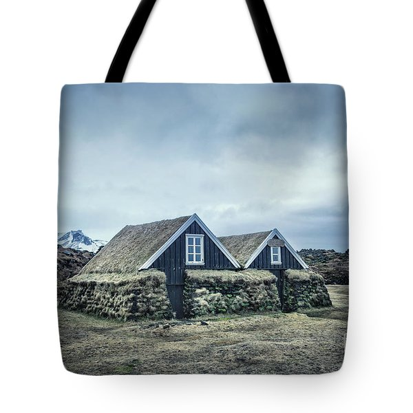 Sentiments Of A Native Village Tote Bag