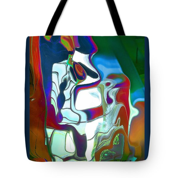 Sentinel Tote Bag by Alika Kumar