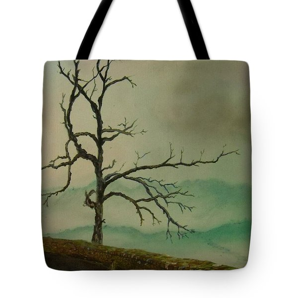 Sentinel Of The Shenandoah  Tote Bag by Nicole Angell