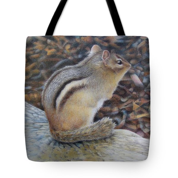 Sentinel Tote Bag by Pamela Clements