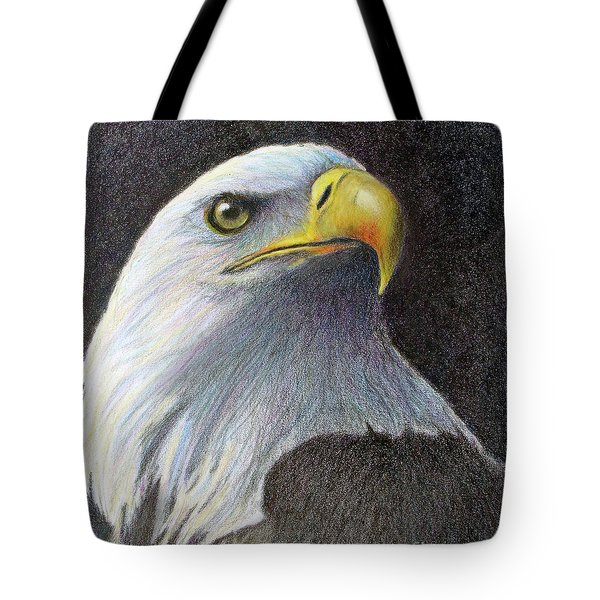 Tote Bag featuring the painting Sentinel by Phyllis Howard