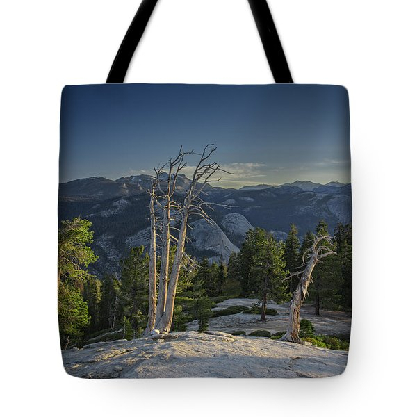 Sentinel's Summit Tote Bag by Rick Berk