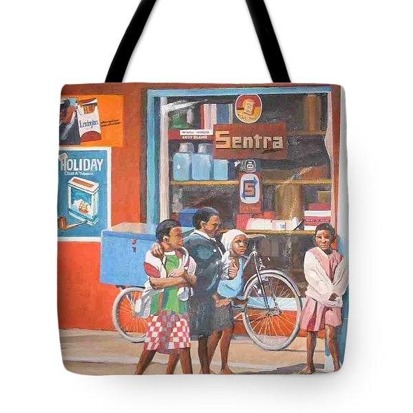 Sentra Tote Bag