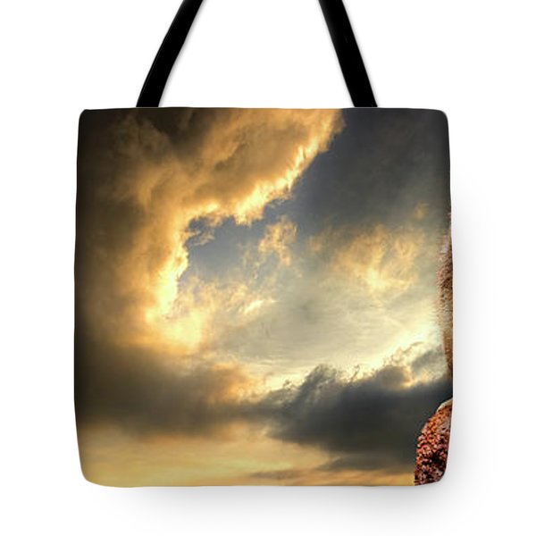 Sentry Duty Tote Bag