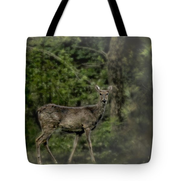 Separated And Diseased Tote Bag