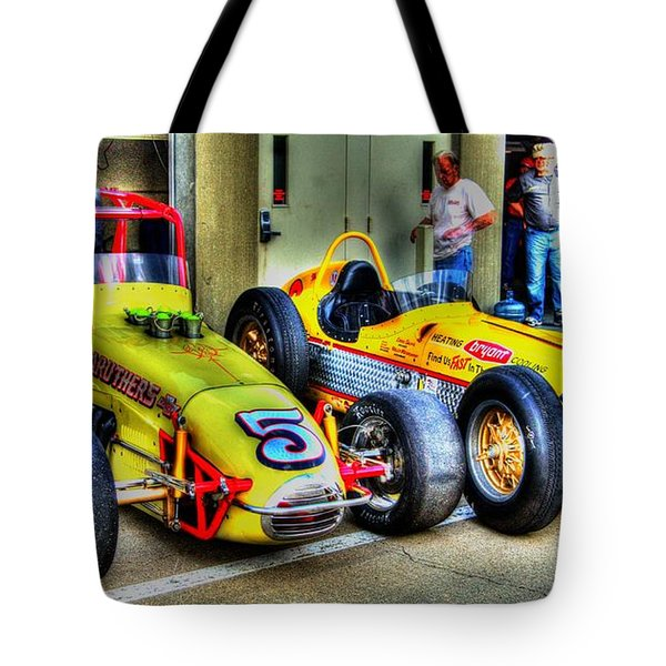 Separated At Birth Tote Bag by Josh Williams