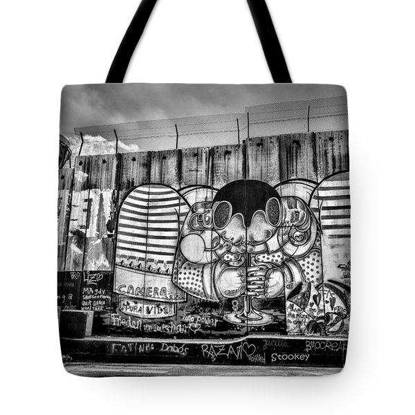 Separation Tote Bag
