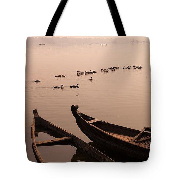 Sepia Dream Tote Bag