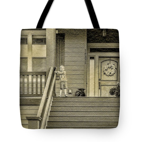 Sepia Tote Bag by Photographic Art by Russel Ray Photos