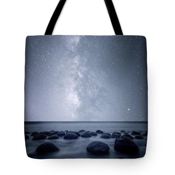Tote Bag featuring the photograph Septarian Concretions by Dustin LeFevre
