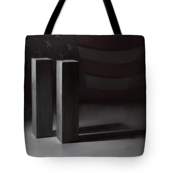 September 11, 2001 -  Never Forget Tote Bag