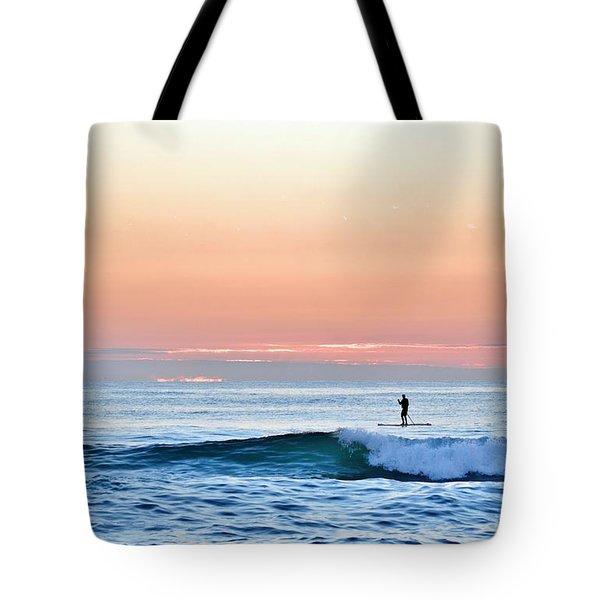 September 14 Sunrise Tote Bag
