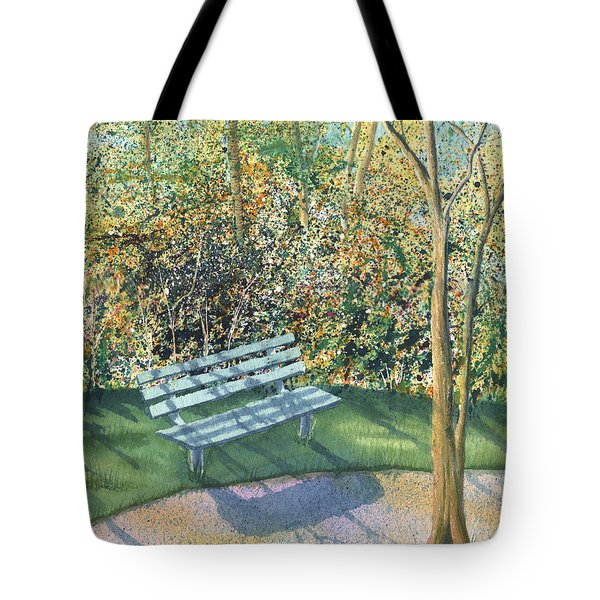 September Afternoon Tote Bag