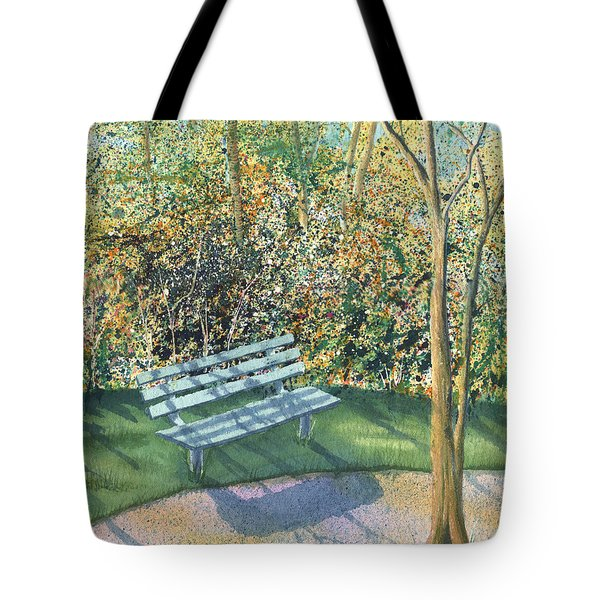 September Afternoon Tote Bag