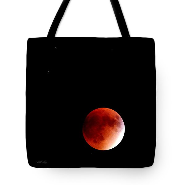 September Bloodmoon 2015 Tote Bag