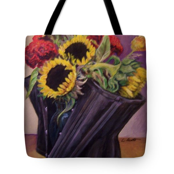 September Cincher Tote Bag
