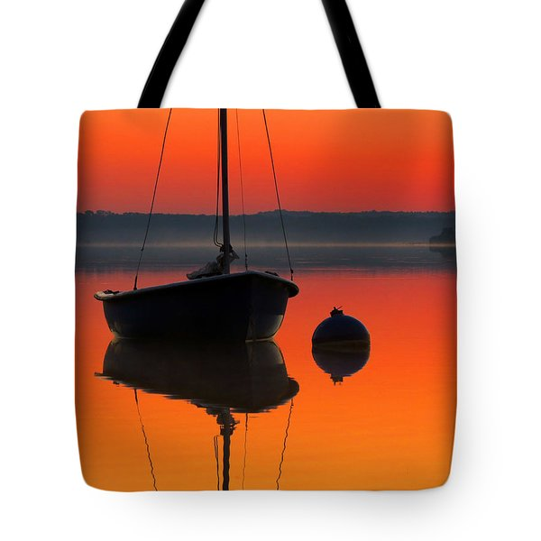 September Dreams Tote Bag by Dianne Cowen