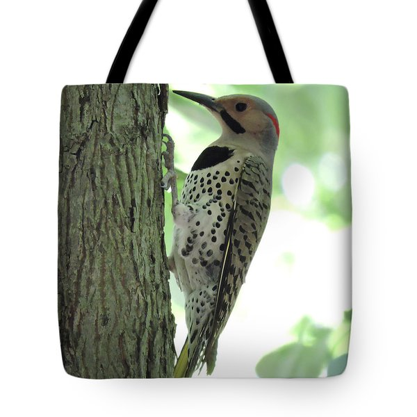 Tote Bag featuring the photograph September Flicker by Peg Toliver
