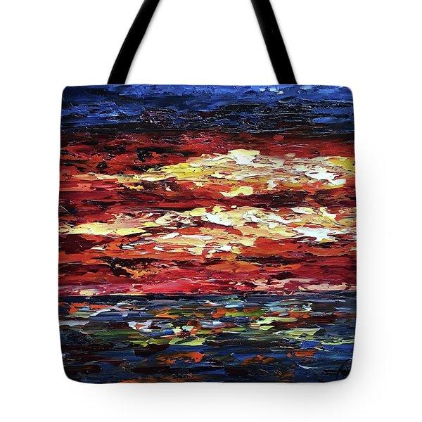 September Promise Tote Bag