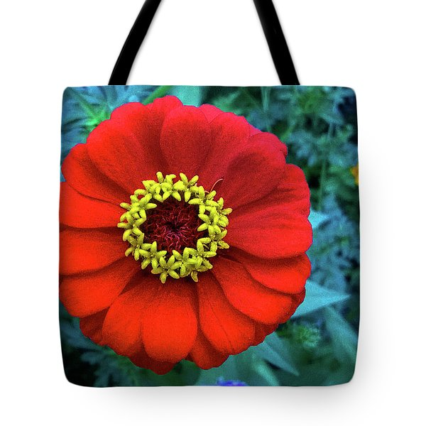 September Red Beauty Tote Bag