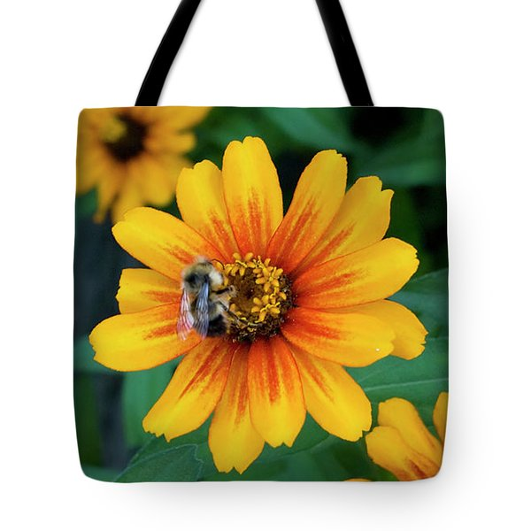 September Tote Bag by Rhonda McDougall