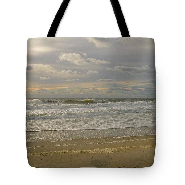 September Sunrise Tote Bag