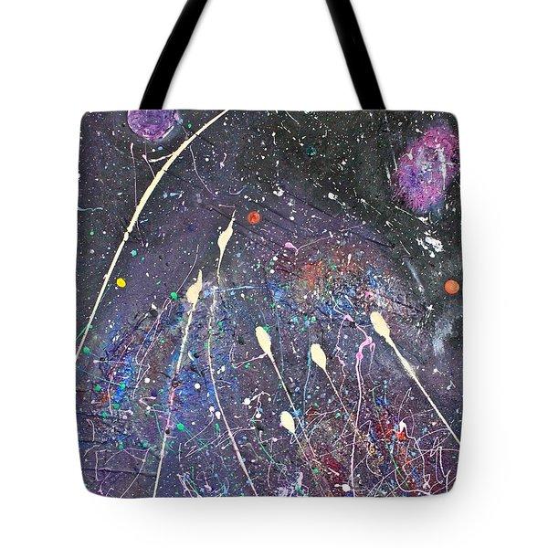 Septuplets Tote Bag