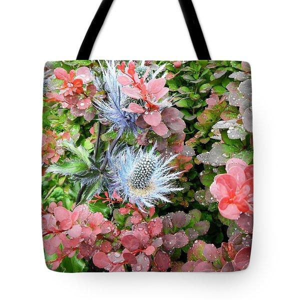 Bellingham Garden Tote Bag