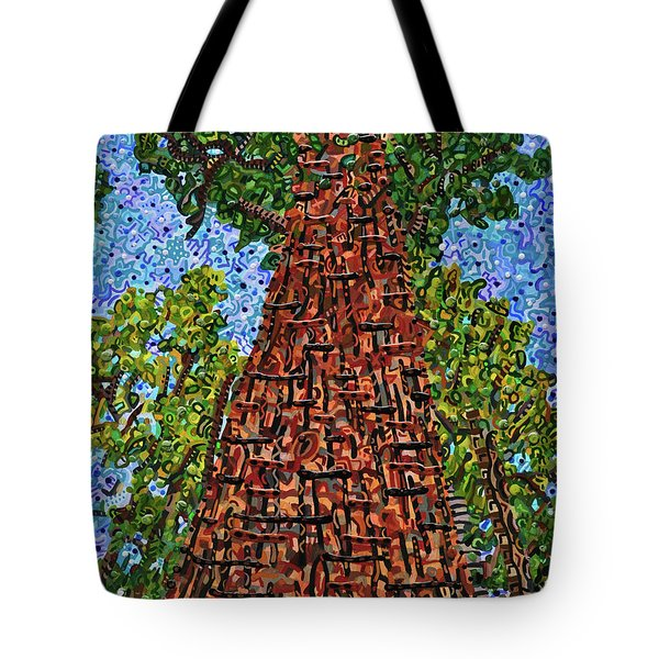Sequoia National Park Tote Bag by Micah Mullen
