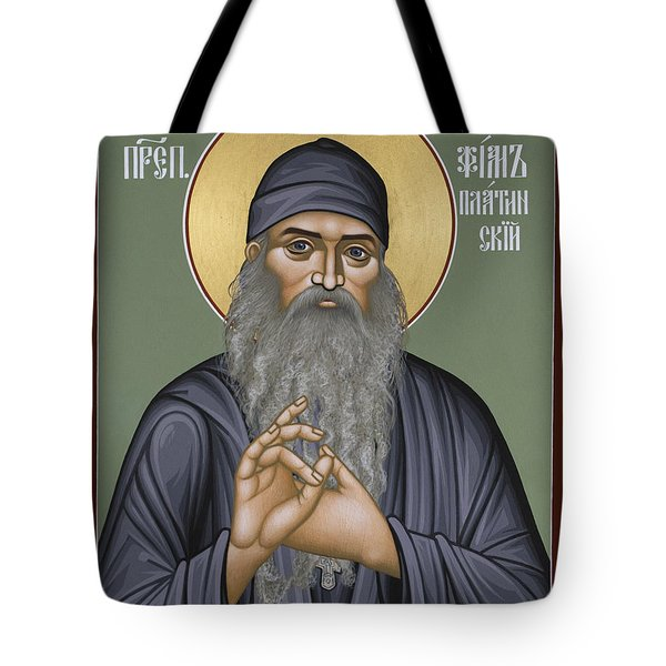 Seraphim Rose Of Platina - Rlsrp Tote Bag