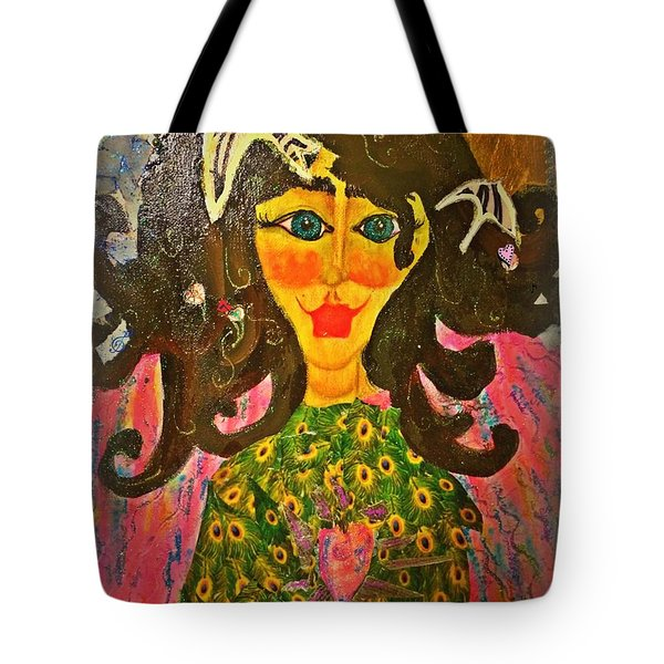 Seraphina Tote Bag