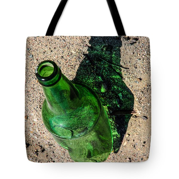 Tote Bag featuring the photograph Serbesa by Jez C Self