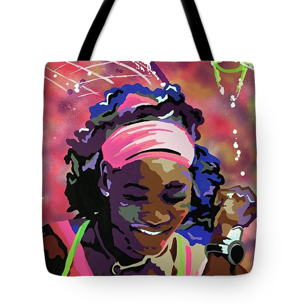 Serena Tote Bag by Chelsea VanHook