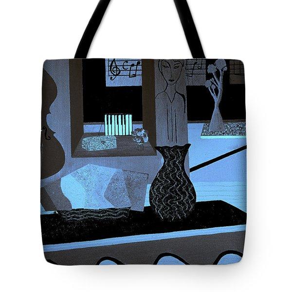 Serenade Haydn Tote Bag by Bill OConnor