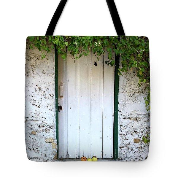 Serendipitous Door Tote Bag