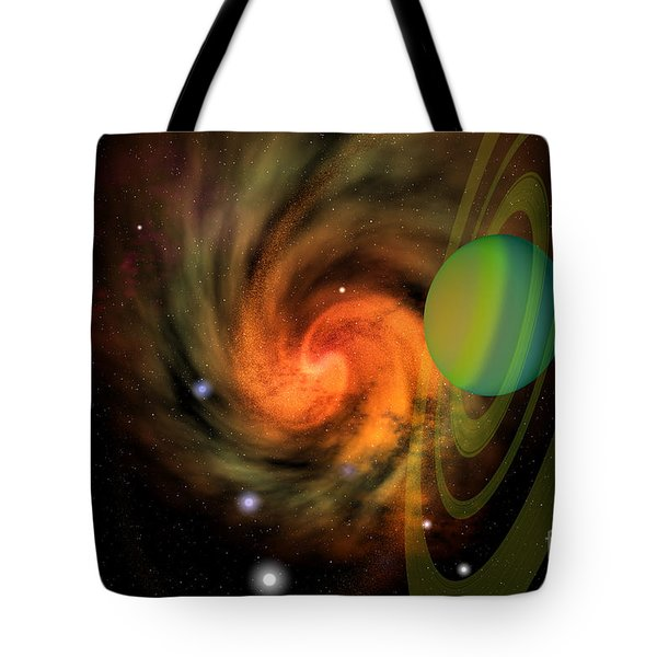 Serendipity Tote Bag by Corey Ford